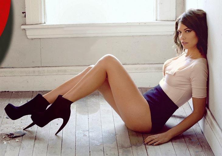 Les photos sexy de Lauren Cohan pour Maxim