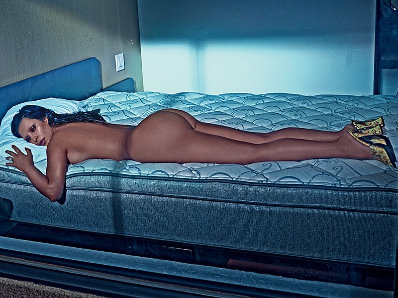 Les nouvelles photos de Kim Kardashian nue