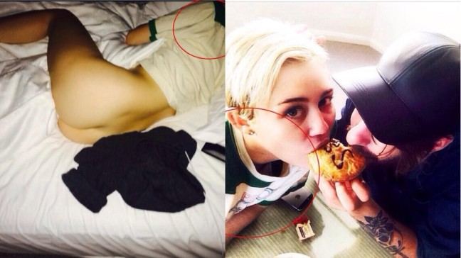 Les photos de Miley Cyrus nue par son assistant Cheyne Thomas