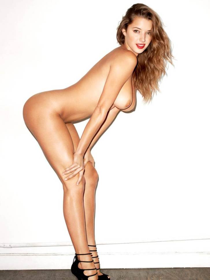 Alyssa Arce nue
