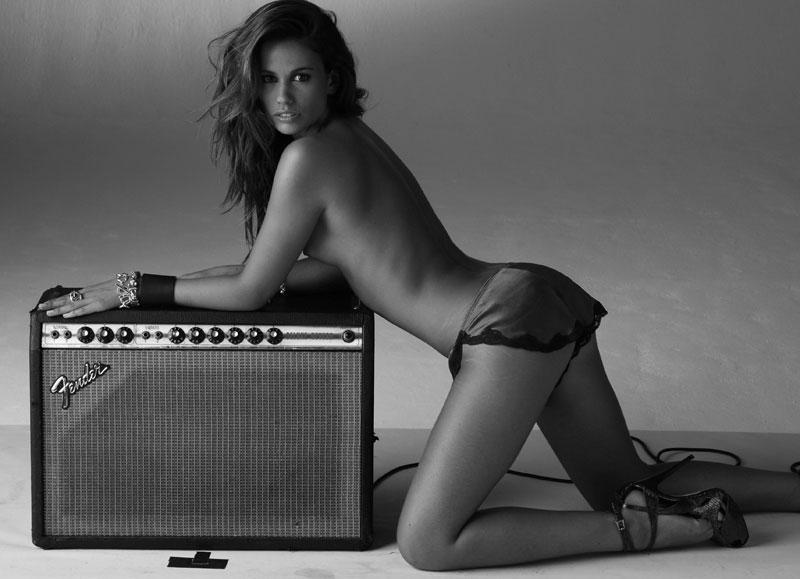 Les photos de Lucie Lucas nue – Clémentine Boissier nue