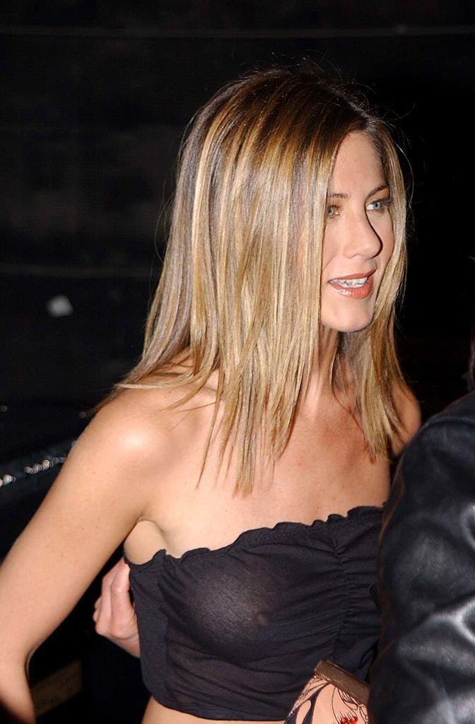 Jennifer Aniston Big Titties