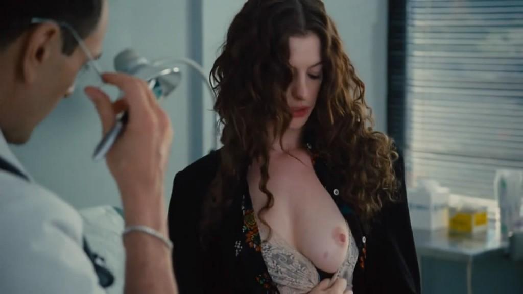 Toutes les photos d'Anne Hathaway nue
