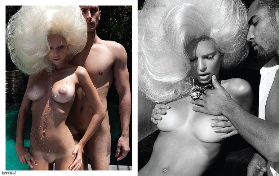 Des photos de Emily Ratajkowski complètement nue