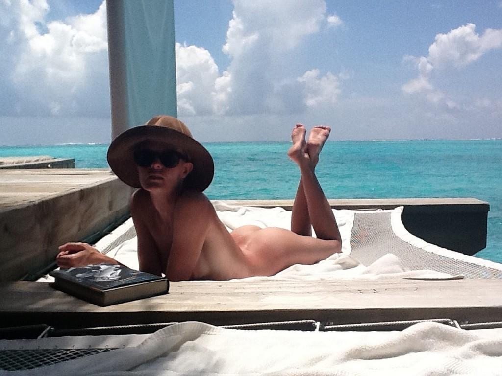 Les photos volées de Kate Bosworth nue
