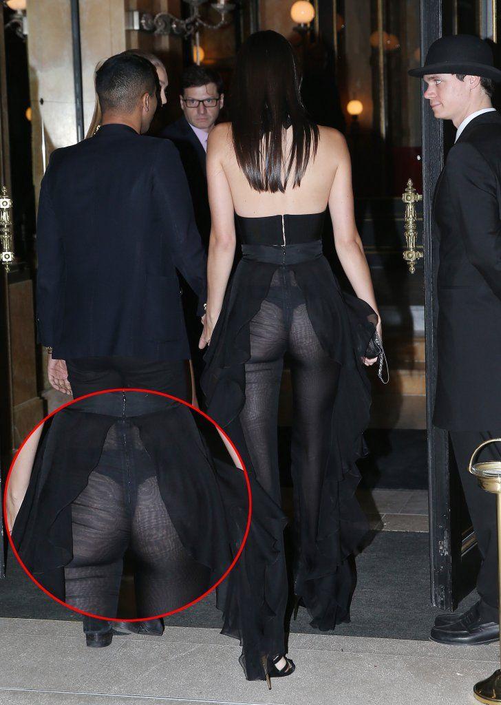 See through ass pics