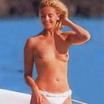 Toutes les photos de Flavie Flament nue et seins nus