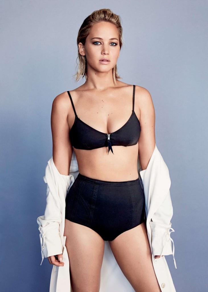 Des photos sexy de Jennifer Lawrence