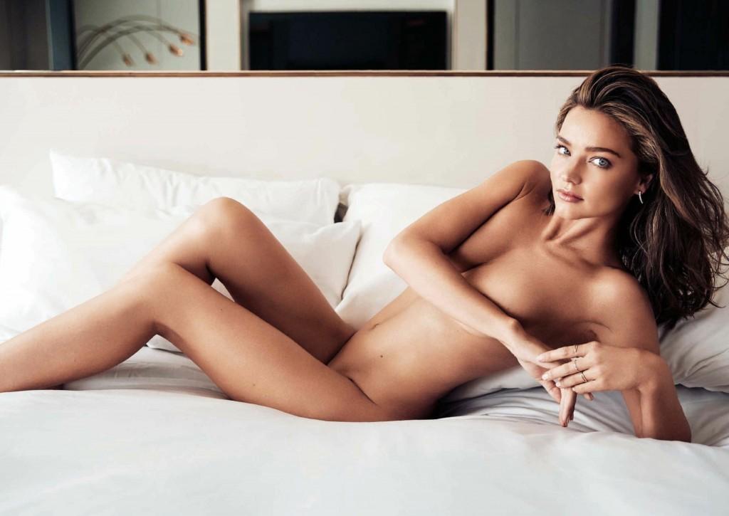 Des photos sexy de Miranda Kerr nue
