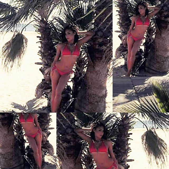 Rawell Saiidii nue seins nus hot sexy boobs fesse Les Marseillais Afrique Du Sud 5