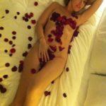 Les photos volées de Ksenia Sobchak nue et seins nus