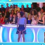Oops la culotte d'Erika Moulet dans TPMP