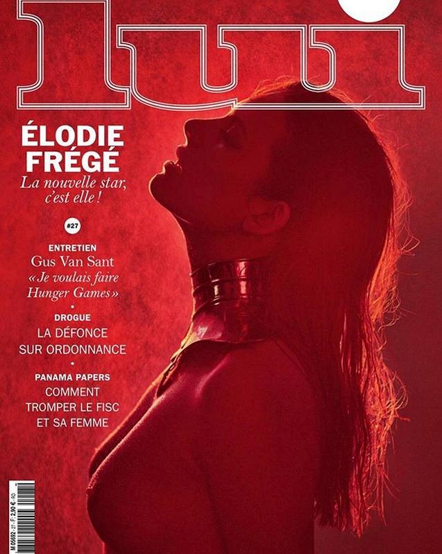 Elodie-Frege-nue-topless-LUI-Mai-2016