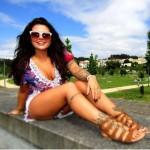Toutes les photos de Fanny Rodrigues nue (Secret Story 10)
