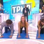 Des photos de Clio Pajczer super sexy dans TPMP