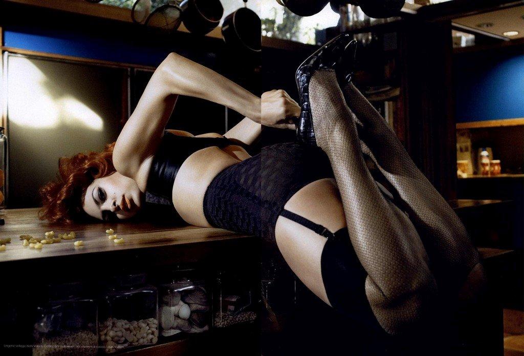Eva Mendes sexy en lingerie - Vido porn0sexe