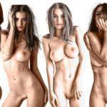 Emily Ratajkowski nue et topless, toutes ses photos volées