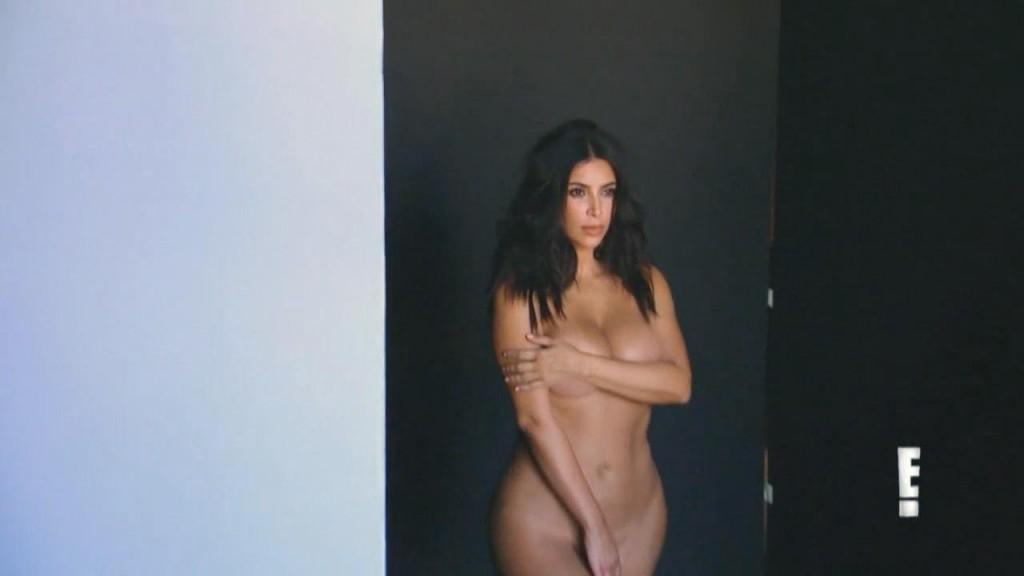 De Nouvelles Photos De Kim Kardashian Topless Et Nue - Whassup-7964
