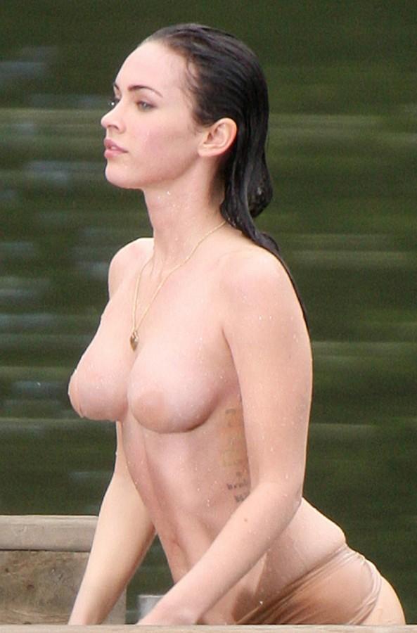 Above understanding! Megan Fox Nude Photo something is