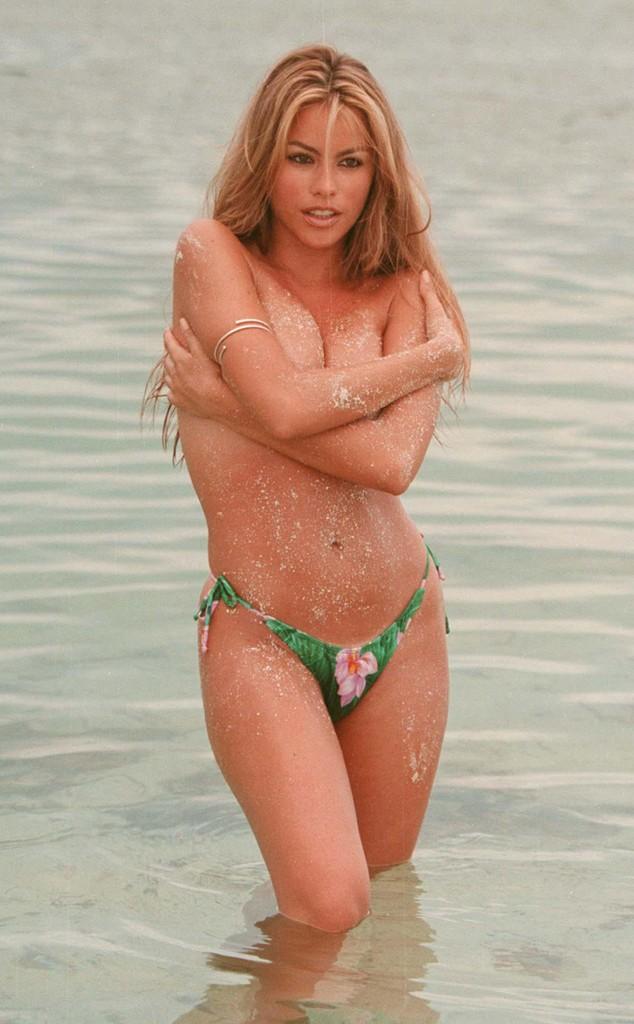 Sofia Vergara nue