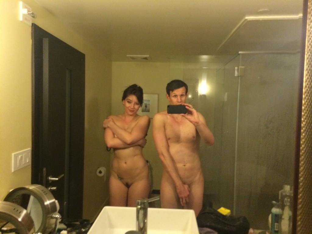 Les photos volées de Daisy Lowe nue et Matt Smith nue (sextape ?)