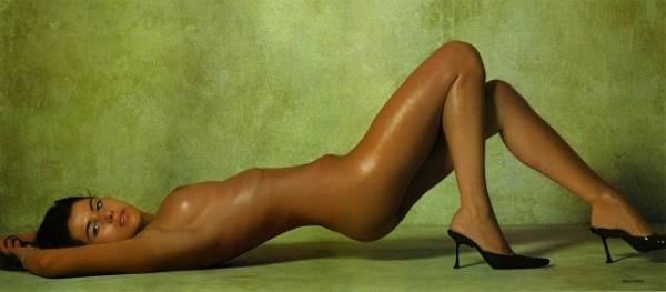 Toutes les photos de Karine Ferri nue et seins nus