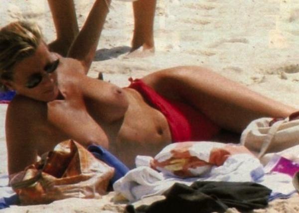 Vanessa paradis nude elisa 1