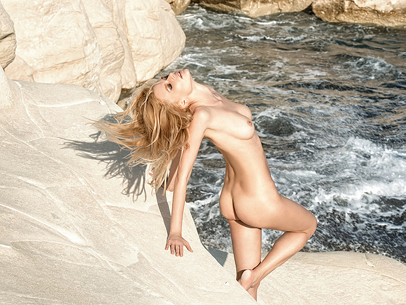 Des photos de Alicija Ruchala nue