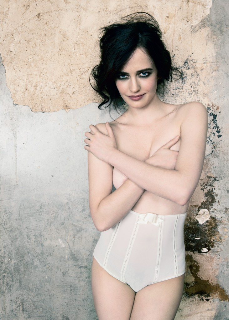 Des photos de Eva Green nue