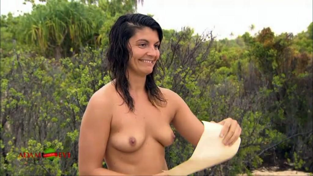 Des photos de Fanny nue dans Adam recherche Eve sur D8
