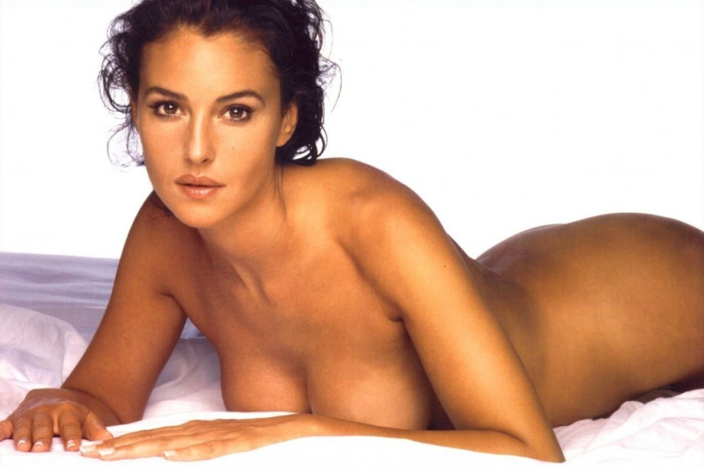 Des photos de Monica Bellucci nue
