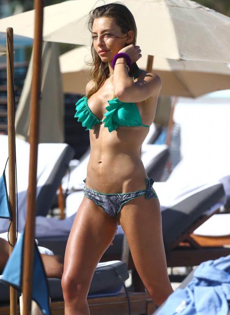 Les photos de Alessia Tedeschi nue et sexy