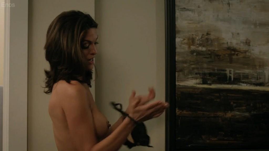 Alana de la Garza nue : Forever