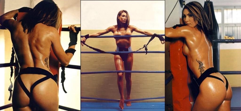 Des photos de Chantal (Koh Lanta) nue dans le magazine LUI