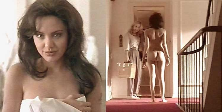 Angelina Jolie NAKED photos UNSEEN! - Celebs