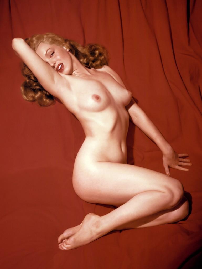 Toutes les photos de Marilyn Monroe nue et seins nus