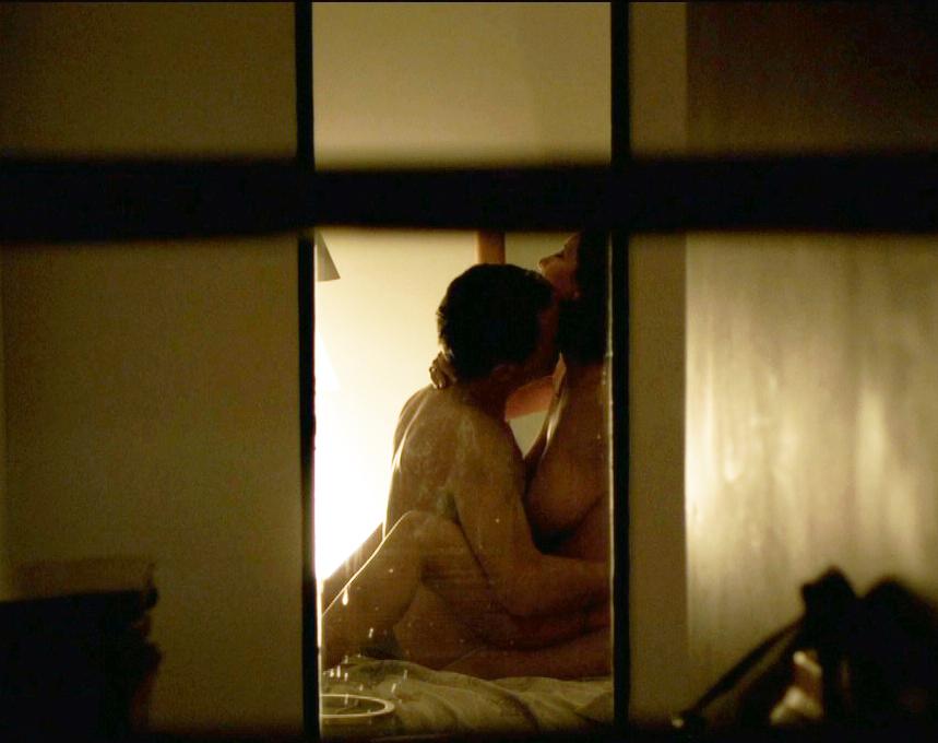 Des photos de Valérie Karsenti nue scène de sexe