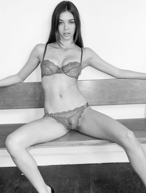 Almeida naked mariana