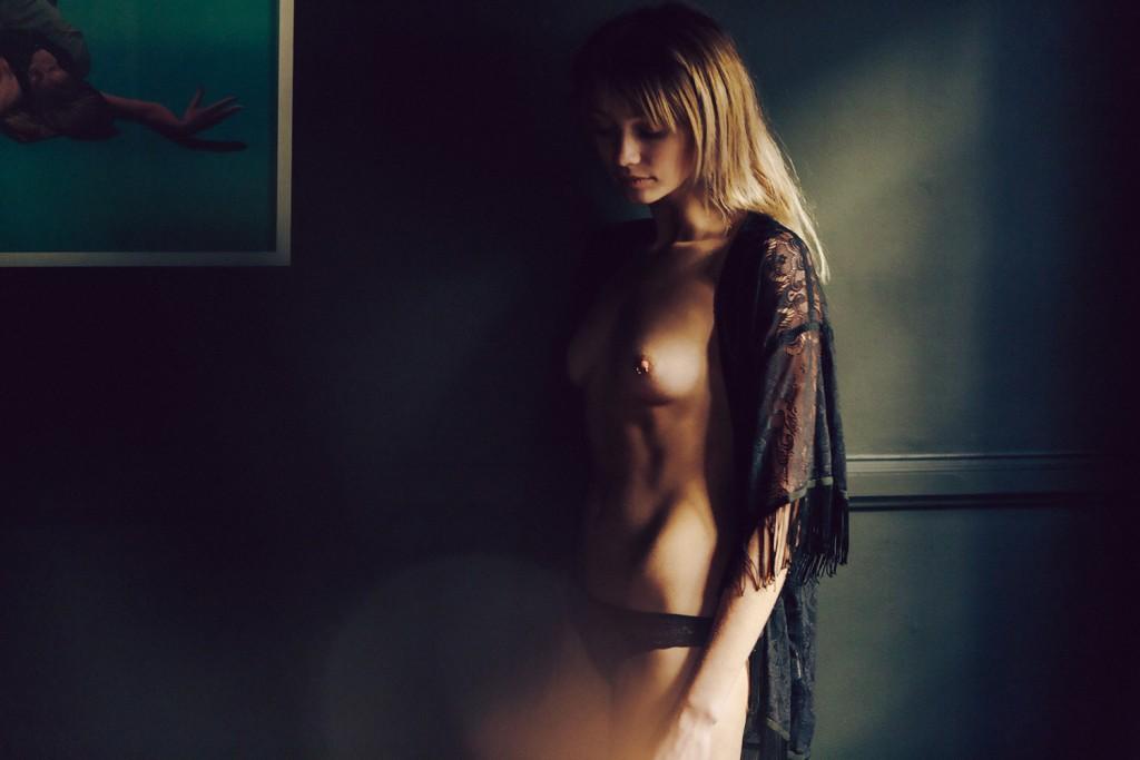 De nouvelles photos de Cailin Russo nue