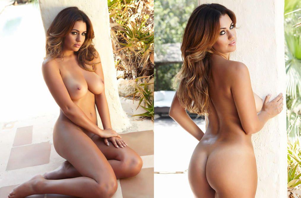 De nouvelles photos d'Holly Peers nue
