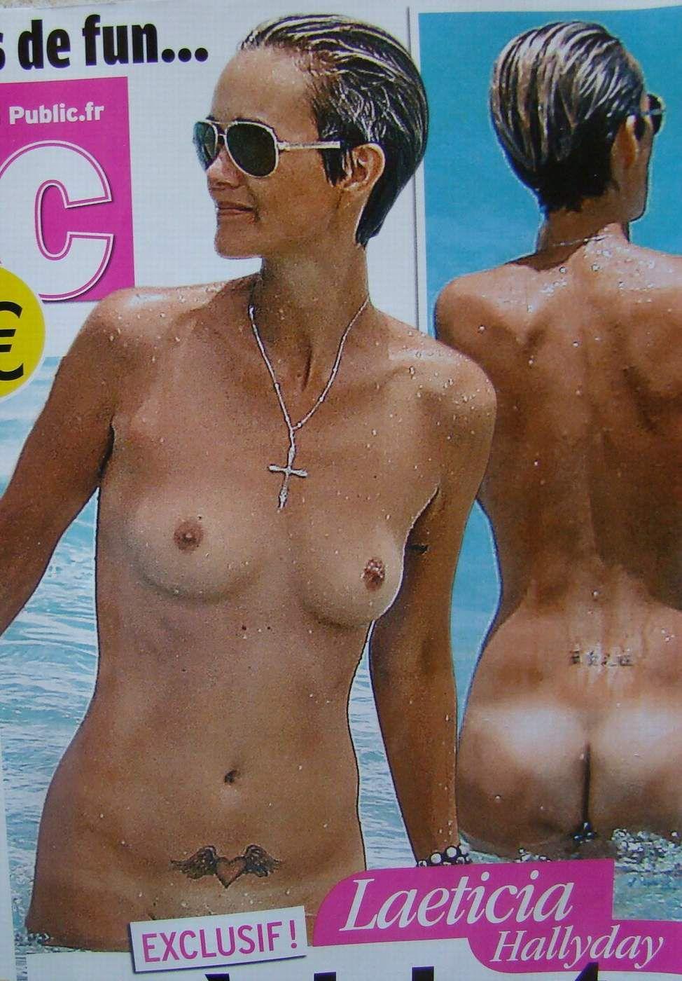 Laure manaudou nude stolen pictures