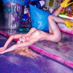 Le retour de Pamela Anderson nue dans Flaunt Magazine