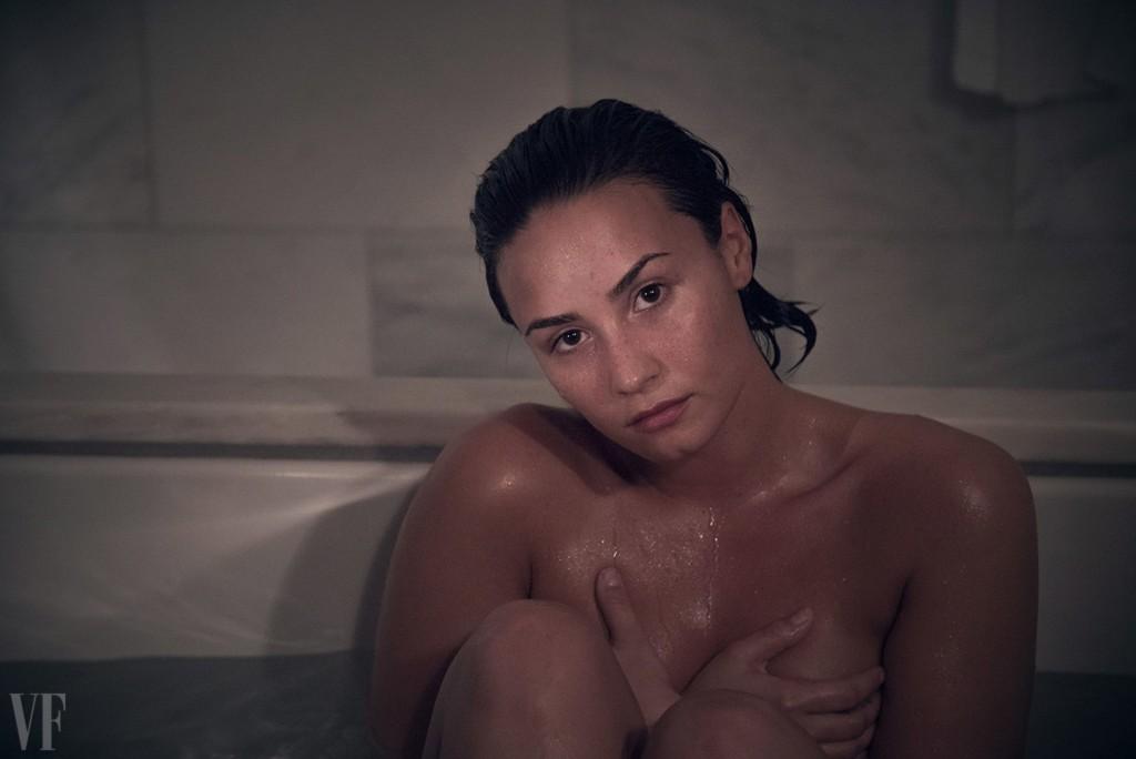 Des photos de Demi Lovato nue