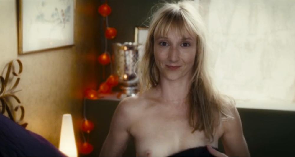 Toutes les photos d'Audrey Lamy nue et seins nus