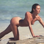 Une photo de Candice Swanepoel nue