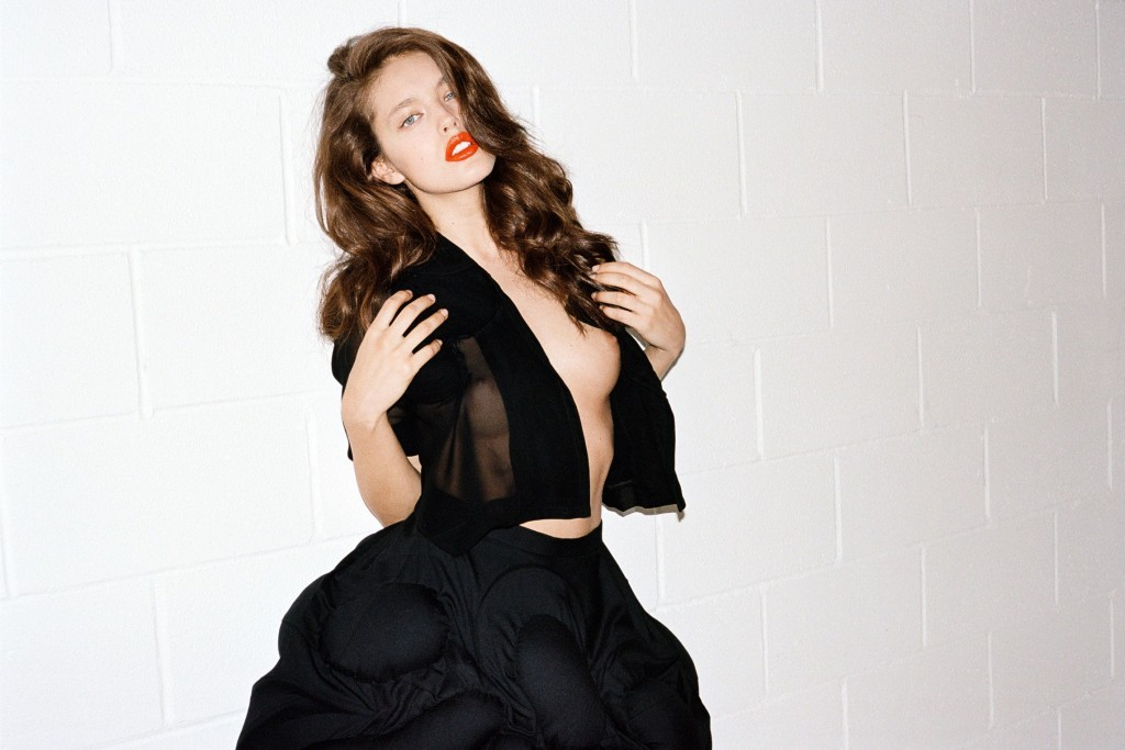 Une photo de Emily Didonato nue