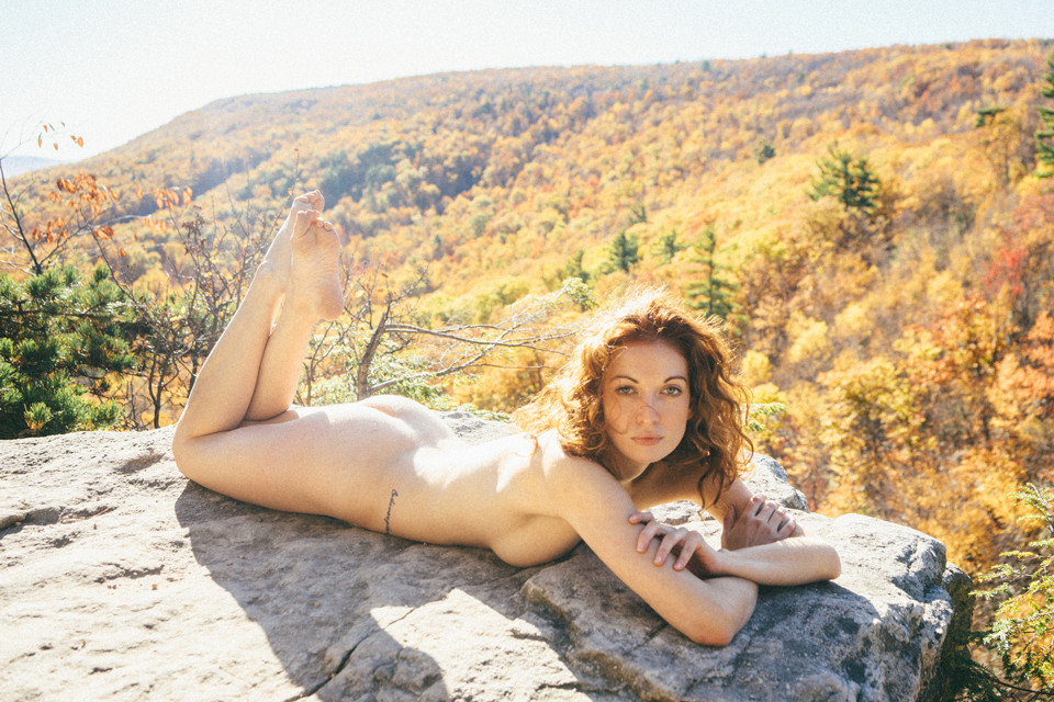 Des photos de Richelle Oslinker nue