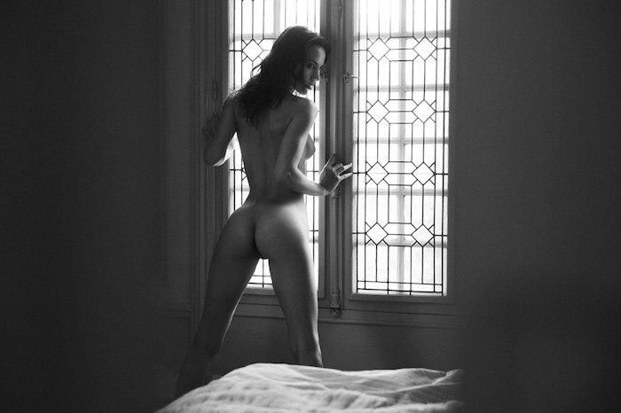 Miam les fesses d'Elisa Meliani nue
