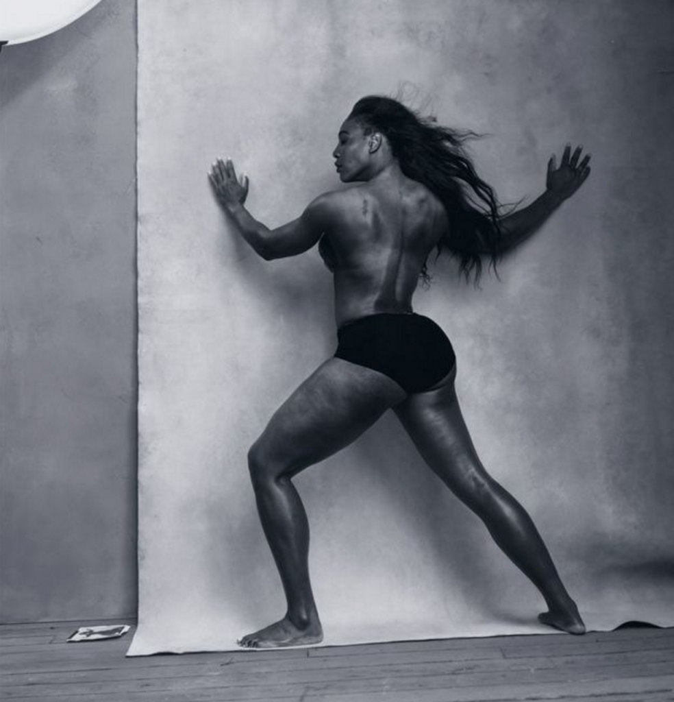 Une photo de Serena Williams nue