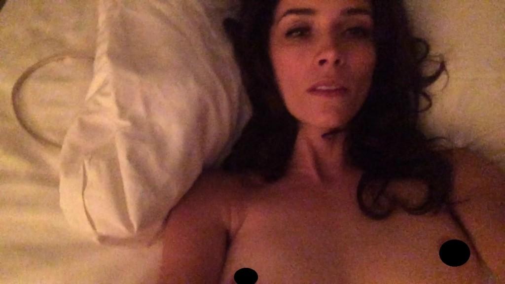 Les photos volées d'Abigail Spencer nue